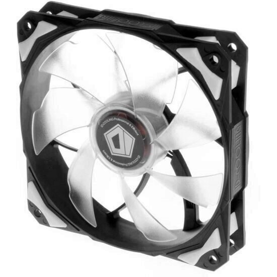 ID-Cooling PL-12025-B 120mm Blue LED PWM fan