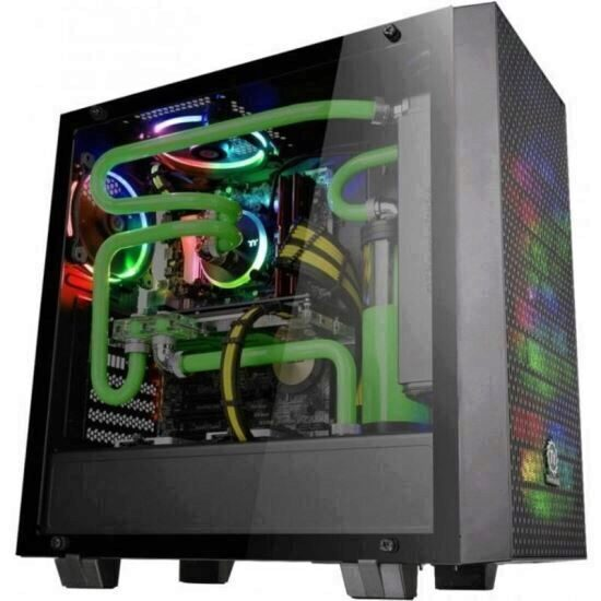 Carcasa Thermaltake Core G21 Tempered Glass Edition