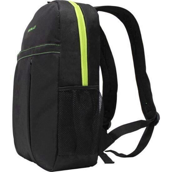 "Dicallo LLB1020 15.6"" Notebook Backpack Black/Green"