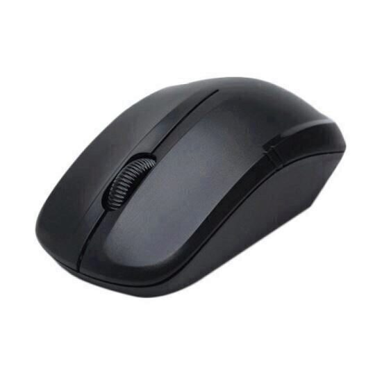 Delux M136 Wireless Mouse Black