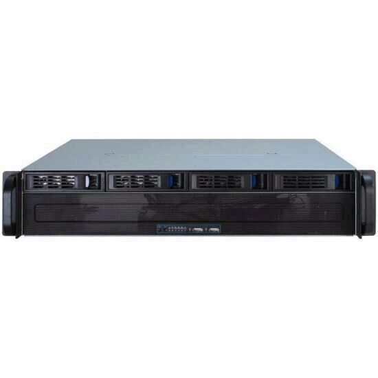 Carcasa server tip stocare Inter-Tech IPC 2U-2404L 19""