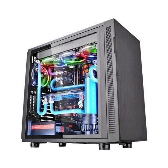 Carcasa Thermaltake Suppressor F31 Tempered Glass Edition