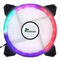 Ventilator Inter-Tech Argus RS01 120mm iluminare RGB