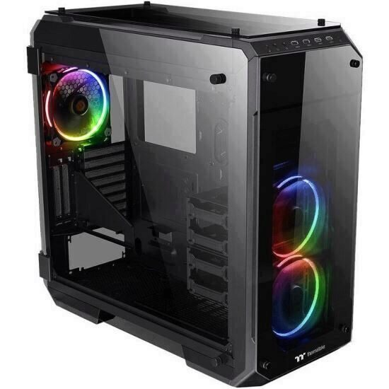 Carcasa Thermaltake View71 Tempered Glass RGB