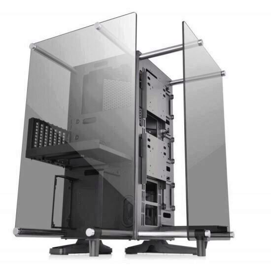Carcasa Thermaltake Core P90 Tempered Glass neagra Case