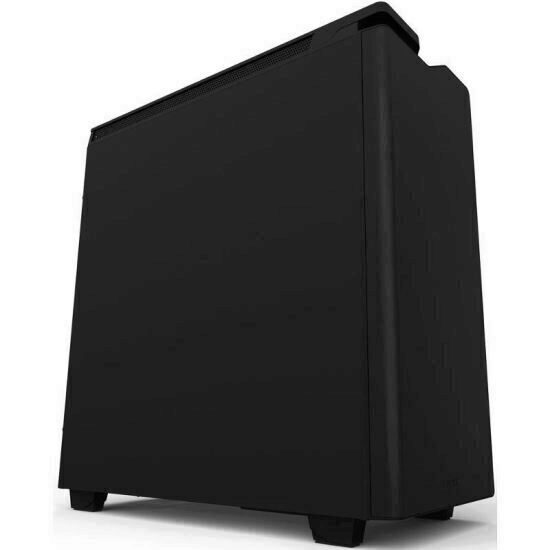 Carcasa NZXT H440 New Edition Matte neagra fara panou lateral transparent