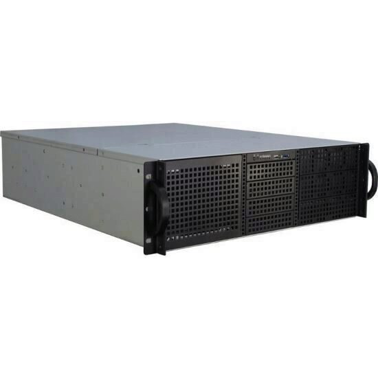 Carcasa server rack-abila Inter-Tech IPC 3U-30255 19""