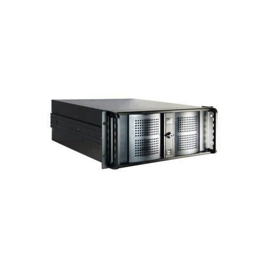 Carcasa server rack-abila Inter-Tech IPC 4098-1 19""