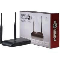 Router wireless Inter-Tech PowerOn RPD-250