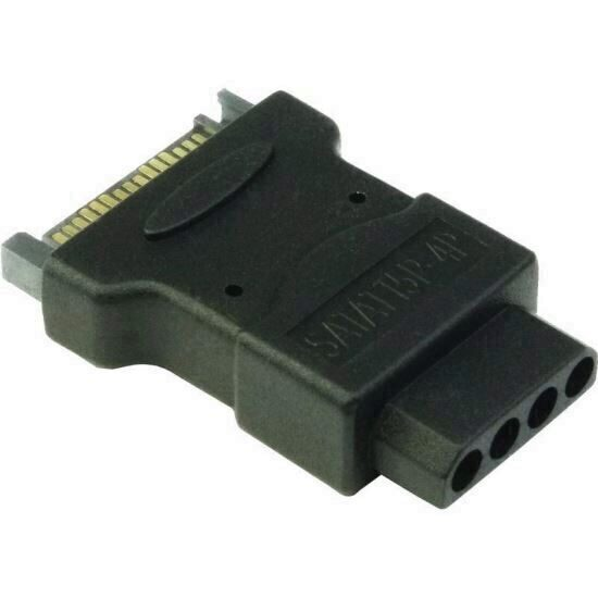 Adaptor Inter-Tech SATA catre Molex