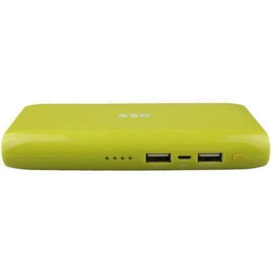 Power bank SSK SRBC536 10000mAh verde