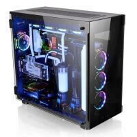 Carcasa Thermaltake View 91 Tempered Glass RGB neagra