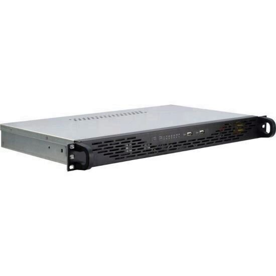 Carcasa server rack-abila Inter-Tech IPC 1U-K-125L 19""