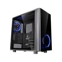 Carcasa Thermaltake View 31 Tempered Glass negra Open Box